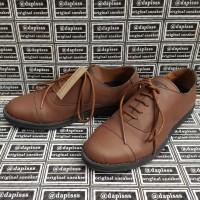Sepatu Footstep Union Brown Mens Sneakers Original