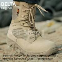 """Sepatu Delta Import 8"""" Original / Sepatu Delta Cordura Tactical Boots"""