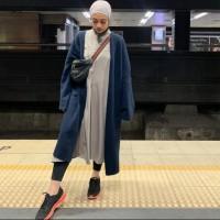 Dress Polos Simple Kasual Daily - Abu Taupe