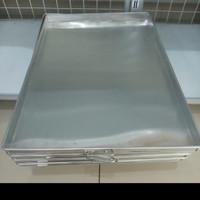 Loyang Oven / Kue Kering Alumunium Ukuran 30 x 40