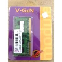 RAM V-gen laptop PC-12800 DDR3L 4GB