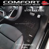 Karpet Comfort Premium Innova Fortuner Pajero Crv Turbo Rush 3 baris