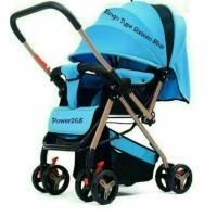 Stroller Emgo Sixteen Blue