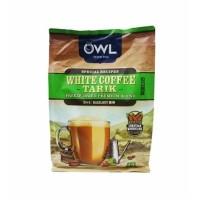 OWL WHITE COFFEE TARIK 3 IN 1 HAZELNUT SUMATRAN MANDHELING ARABICA