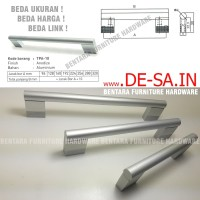 Huben TPA-10 96MM - Tarikan Handle Aluminium Anodize (TPA-2010)