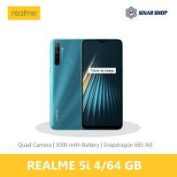 REALME 5i RAM 4/64 GB Garansi Resmi 1 Tahun