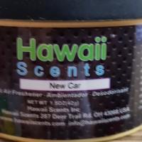 HAWAII SCENTS NEWCAR NEWPORT PARFUM MOBIL PREMIUM