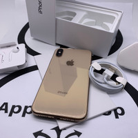 iphone Xs 64gb gold second ex inter fullset terawat