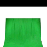 Kain Green screen Terbaik 1 x 1.6 m