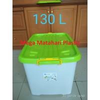Box Container EZY 130 Liter (Kuat & Tahan Banting)