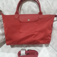Tas Preloved LongChamp Le pleage small