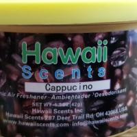 PARFUM MOBIL COFFEE CAPPUCINO KOPI CAPPUCINO HAWAII SCENTS ORIGINAL