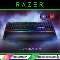 RAZER HUNTSMAN ELITE OPTICAL MECHANICAL RGB GAMING KEYBOARD