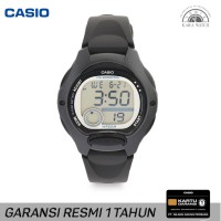 Casio LW-200-1BV Original Illuminator LW-200 Jam Tangan Pria Garansi R