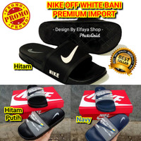 Sandal Pria Nike Grade Ori Premium Sandal Sport Sandal Slop Murah