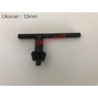 Kunci Kepala Bor 13mm / Drill Chuck Key / Kunci Bor