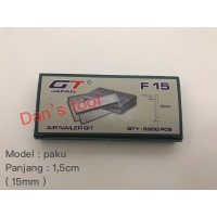 Refill paku air nailer F15 / Nailer Elektrik / Isi Paku Air Nailer