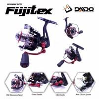 reel pancing daido fujitex 2000 power handle murah laris semarang