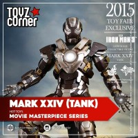Hot Toys MMS-303 / MMS303 Iron Man Mark XXIV (Tank)