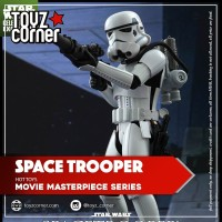 Hot Toys MMS-291 / MMS291 Spacetrooper (Star Wars 2015 Exclusive)