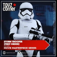 Hot Toys MMS-317 / MMS317 The First Order Stormtrooper