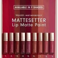 Wardah Instaperfect Mattesetter Lip Matte Paint 5.5g