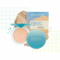 Wardah Refill Lightening BB Cake Powder 11g