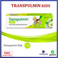 Transpulmin Kids Balsam 10gr Balsem Salep Obat Pereda Flu Sumbat Anak