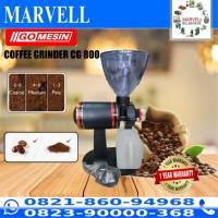Mesin Giling Biji Kopi Coffee Grinder Listrik ORIGINAL GARANSI CG 800