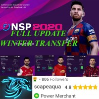 [GAME PC] PES 2017 next seasons patch Pes 2020 UPDATE TERBARU
