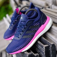 Adidas Solar drive Navy Pink