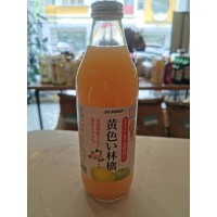 JA Aoren Aomori Kiiroi Ringo/ Yellow Green Apple Juice 1L