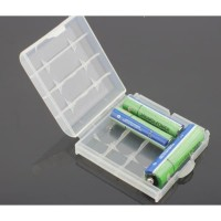 Kotak Baterai AA AAA Battery Storage Box Batere Case baterai AA 14500