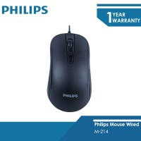 Philips Mouse Wired M-214