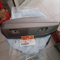 Ori Cover Tameng Pelindung Knalpot Xeon Rc Gt125 Aerox 125 Asli Yamaha