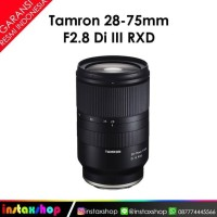 Tamron 28-75mm f/2.8 DI III RXD Lensa Kamera for SONY
