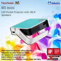 ViewSonic M1 mini LED Pocket Projector with JBL®