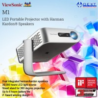 ViewSonic M1 LED Portable Projector with Harman Kardon®