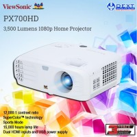 ViewSonic PX700HD 3,500 Lumens Home Projector