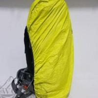 PROMO SPESIAL !!! COVER BAG / RAIN COVER 80L WATERPROOF