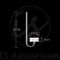 Best Seller Co2 Flat Diffuser Size L - Aquascape Difuser Co2 Kualitas
