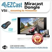 Terlaris Ezcast Dongle, Streaming To Tv, Wireless Display, Hdmi, Murah