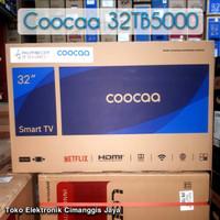 SMART TV LED COOCAA 32 INCH DIGITAL