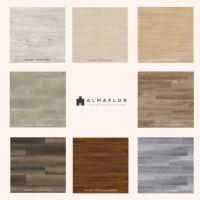 Almaflor SPC Duora Essential/ Vinyl SPC/ Vinyl Klik tanpa lem