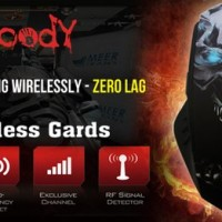 Bloody Wireless Mouse Gaming - R80