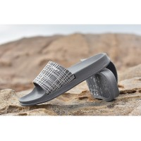 Sandal Selop Pria Warna Polos untuk Indoor / Outdoor / Musim