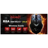 Gaming Mouse Bloody Wireless - R80