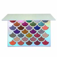 Mb 32 Colors Glitter & Matte Eyeshadow Waterproof Brightening