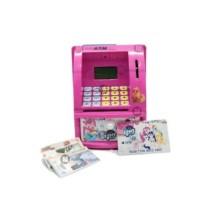 MAINAN ATM BANK - CELENGAN MY LITTLE PONY - HELLO KITTY - TOBOT