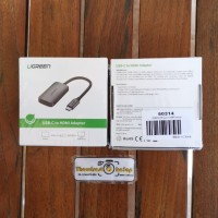 Ugreen Cable Adapter C to HDMI Macbook Thunderbolt 3 4k 60Hz